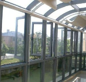 断桥铝门窗1